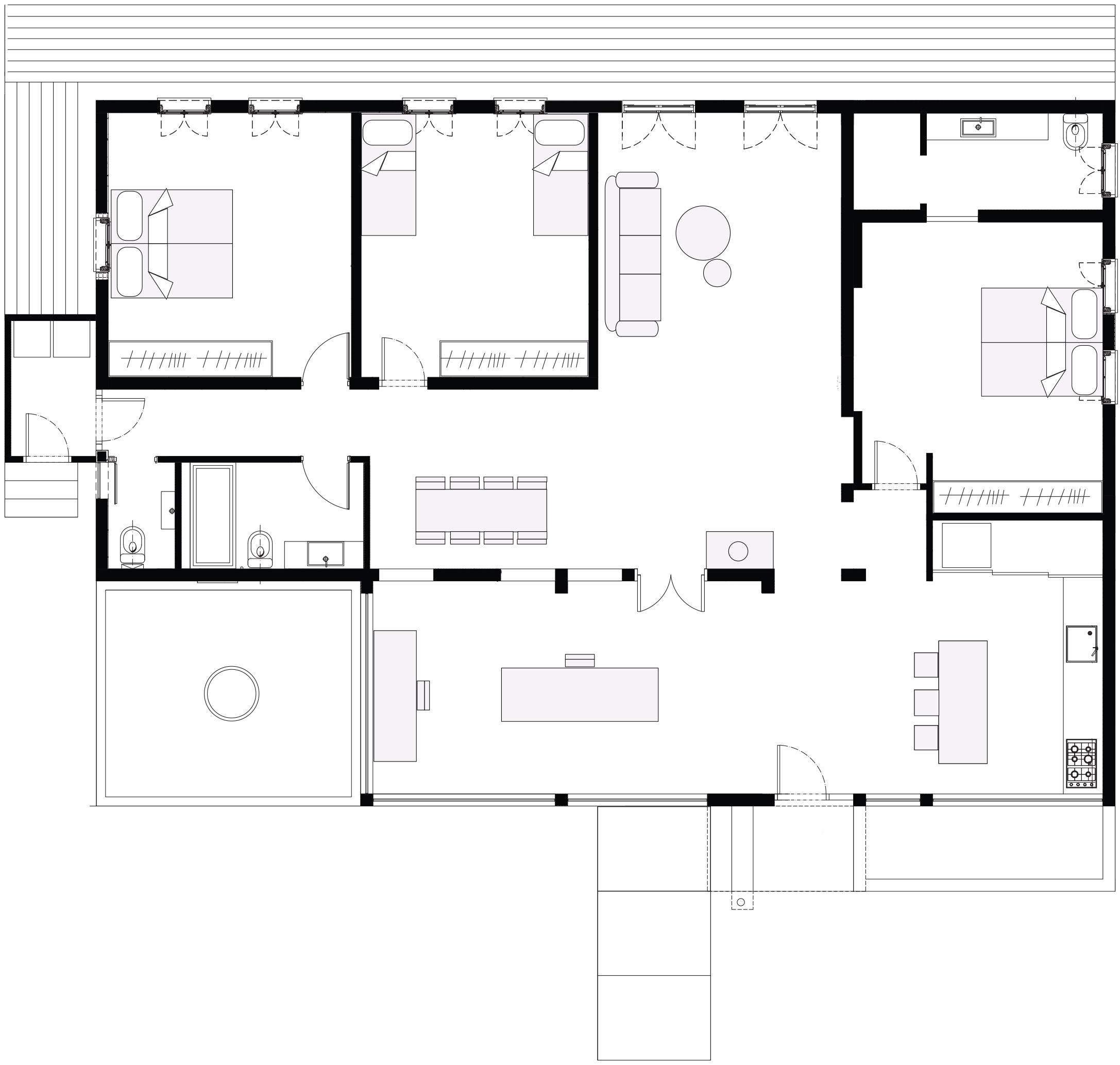 תכניות הבית- לפני ואחרי