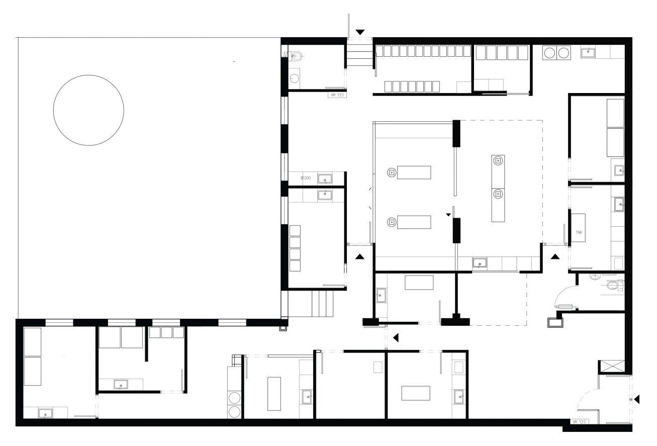תכנית אדריכלית תלל1